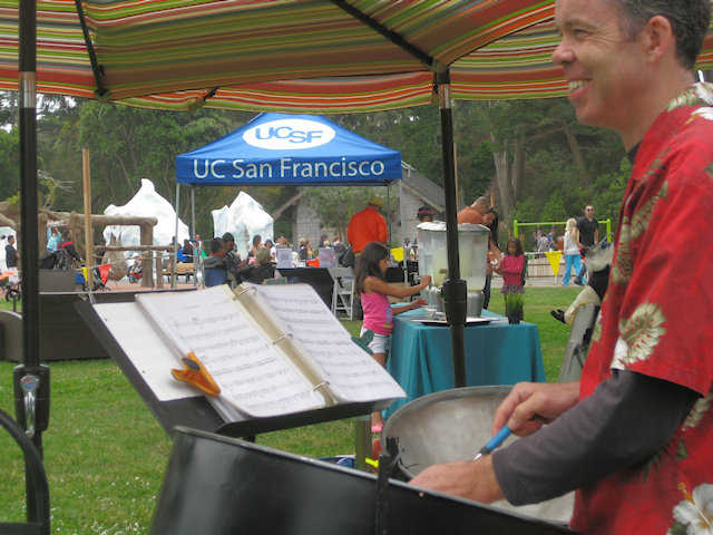 Steel Jam at UCSF Company Picnic