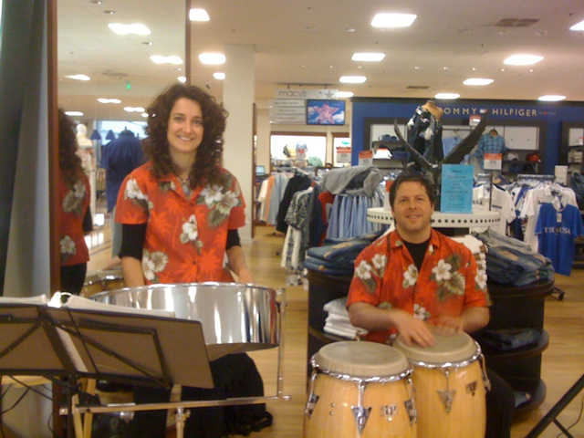 Steel Jam at Macy's Promotion Event
